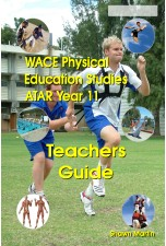WACE Physical Education ATAR Year 11 Teachers Guide